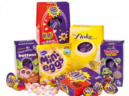 Easter Egg Family Pack Edwards Dairy Chirk