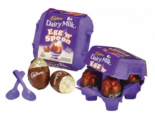 Egg N Spoon Twin Pack Edwards Dairy Chirk