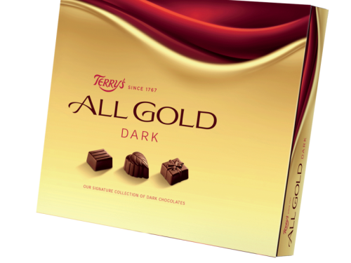 Terry S All Gold Dark Chocolate Box 190g Edwards Dairy