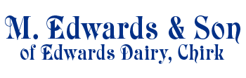 Edwards Dairy, Chirk