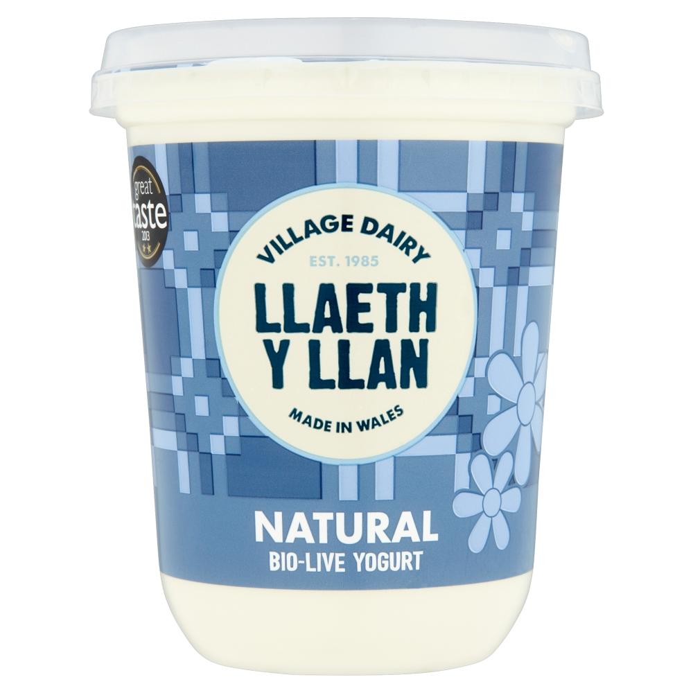 450g Village Dairy Yoghurts Edwards Dairy Chirk